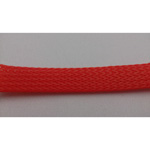 Colored Braided Tube (Red)