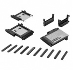 Connettore per schede PC serie IC1, compatibile con standard per schede PC