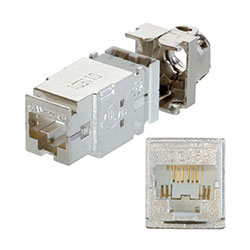 LANmark-7A, 1000 MHz Snap-In GG45 Conn.