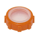 Poly cuff bushings for thin steel wire tubes (lid)