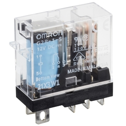 Mini Power Relay, Plug-in Terminal G2R-□-S