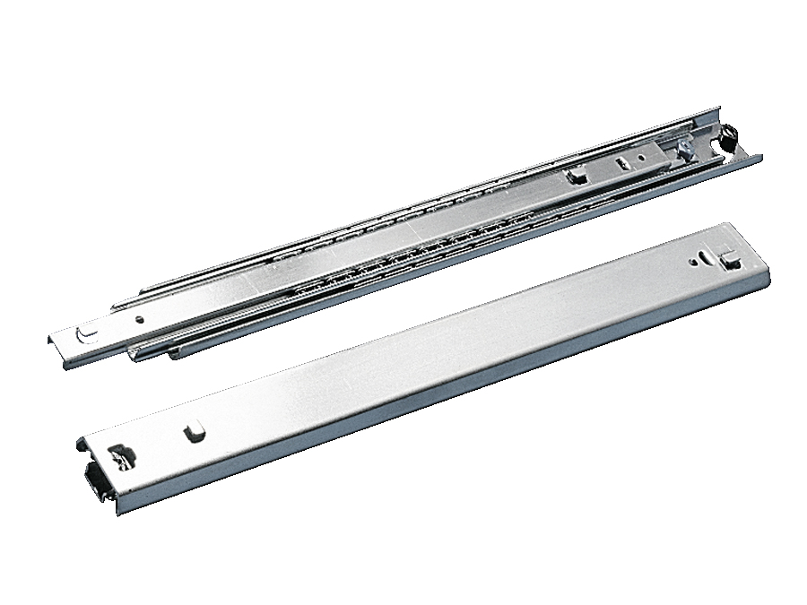 DK Telescopic slides for component shelf