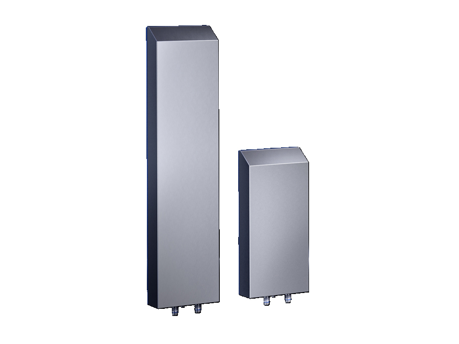 Air/water heat exchangers wall-mounted HD