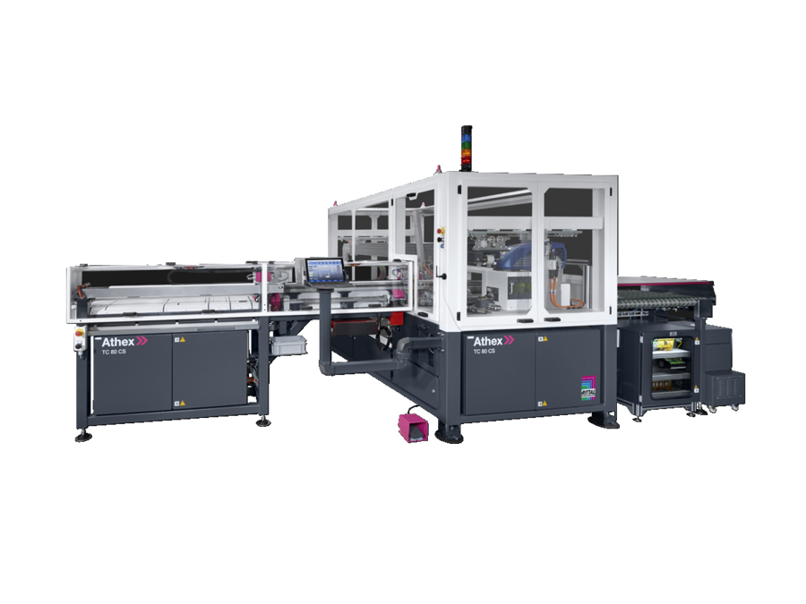 Athex TC 80 CS assembly machine