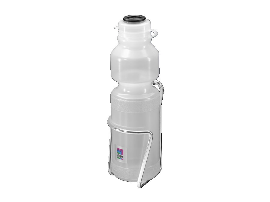 Condensate collecting bottle