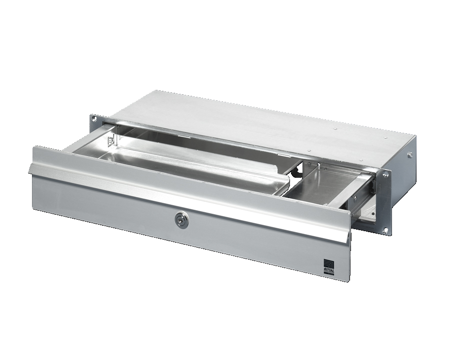 "CP Drawer 482.6 mm (19"")/2 U"