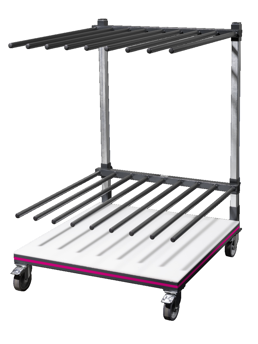LT 1000 Storage and transport trolley