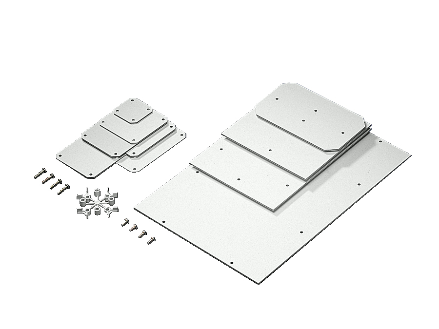 PK Mounting plate