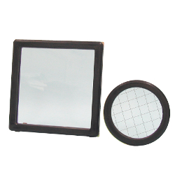Rubber-Made, Instrument Window Frame: MG Type, IP54, Round Type