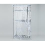 Clean Covered Shelf, Width 910 mm
