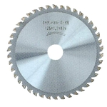 Tipped Saw for Kitchen Panel