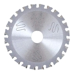 Rechargeable Tipped Circular Saw for Ironwork
