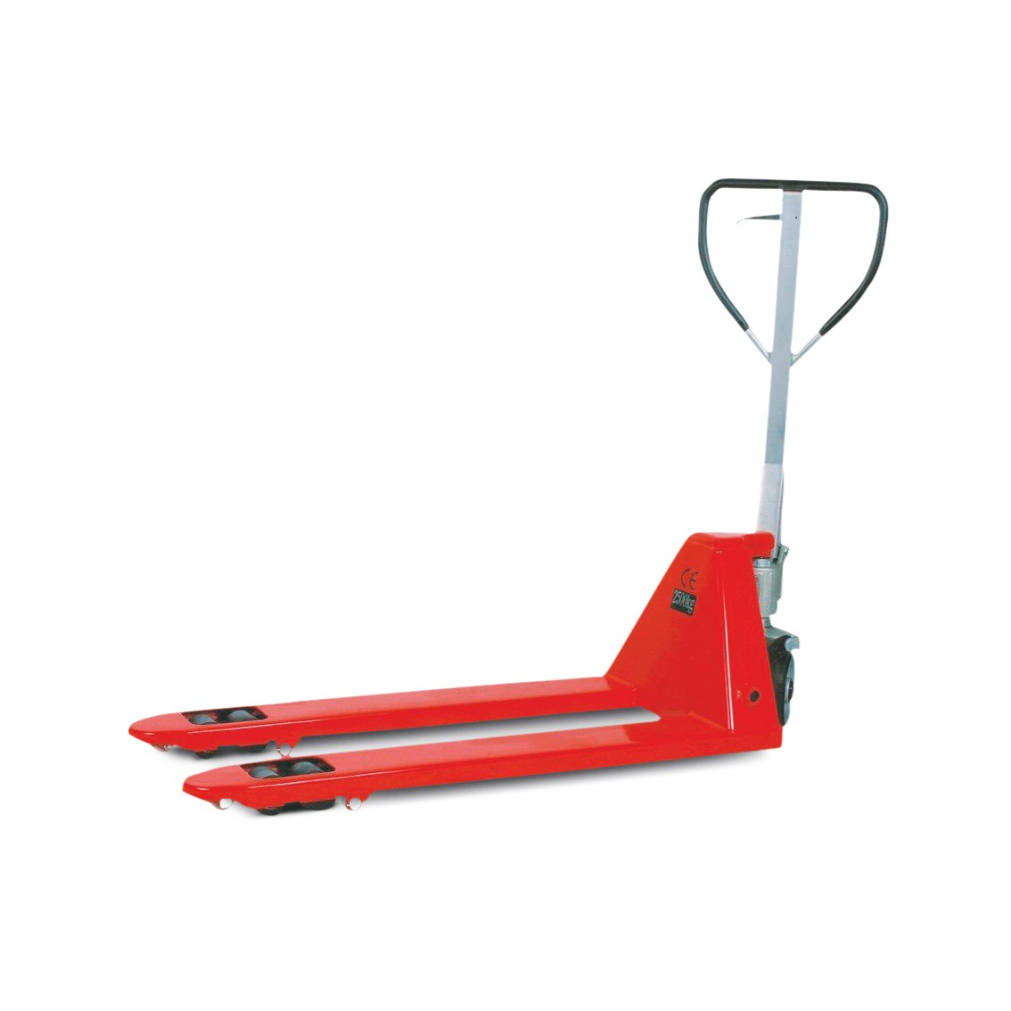 Pallet truck with high performance hydraulic pump