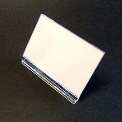 UC Card Stand, Square W100 X H70 mm