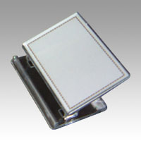 UC Card Stand, Square W65 X H50 mm