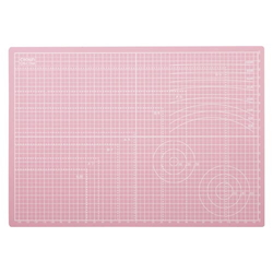 KiruBase Cut Sheet / under Sheet Pink
