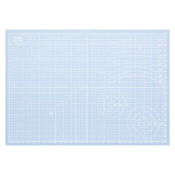 KiruBase Cut Sheet / under Sheet Blue