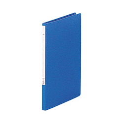 Punchless File Z Type A4 Vertical / PP Cover (Width: 15 mm)