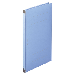 U-NOBBY FILE A4S, 2 Holes, Blue