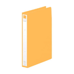 Ring File A4 Portrait Type (Spine Width 36 mm) Orange