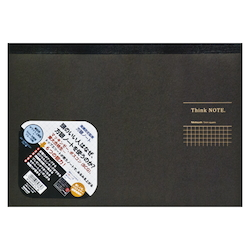 Logical Think Pad A4 Black/Gray