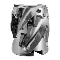 F4000 Series Porcupine Cutter, Shell Type