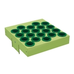 Compact Cabinet Cart Optional Collet Tray