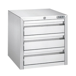 Stainless Steel Mini Cabinet