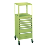 Compact Cabinet Cart