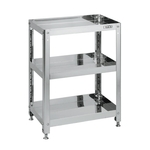 Stainless Steel Super Special Utility Cart (w/o Casters)