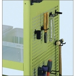 Perforated Panel for Tool Rack Cart (Super Special Utility Cart)