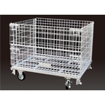 SANKIN Net Pallet with Casters
