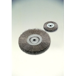 SUS304 Stainless Steel Wheel Brush - 0.3