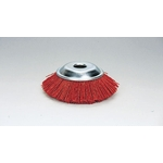 Grit Bevel Brush with Abrasive Grains #60