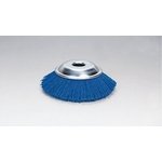 Grit Bevel Brush with Abrasive Grains #180