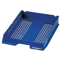 System Tray A4 Blue