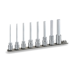 Long Hexagon Socket Set (with Holder) HH308L