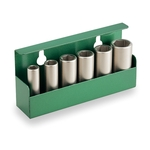 Long Socket Set For Impact Drivers (Wall Hanging Type) NV306
