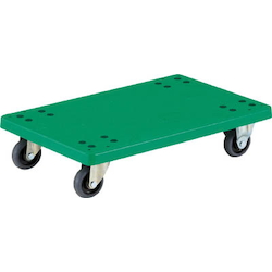 Carrello piatto in plastica, Grand Cart