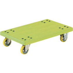 Carrello piatto in plastica antistatica, Grand Cart