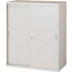 U-Type Cabinet (Double Steel Sliding Doors)