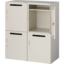 U-Type Cabinet (Personal Locker)