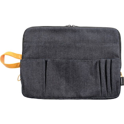Denim Carrying Case (for Use with PCs and Tablets)