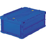 Flat-panel Foldable Container