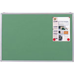 Ecology Cloth Noticeboard (Magnet/Pin Dual Use)