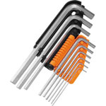 Hex Wrench Set (9-piece Set)