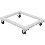 Platform Trolley (Rubber Caster Specification)