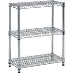Stainless Steel Wire Mesh Rack (SUS304, Load Capacity per Shelf: 250 kg)