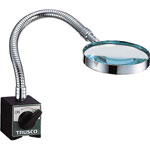 Magnifier with Magnet (2x)
