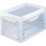 α Fold-up Container (with Doors, 50 L Type)